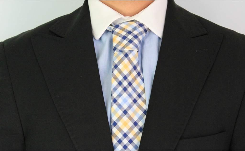 nudo de corbata facil como hacerlo