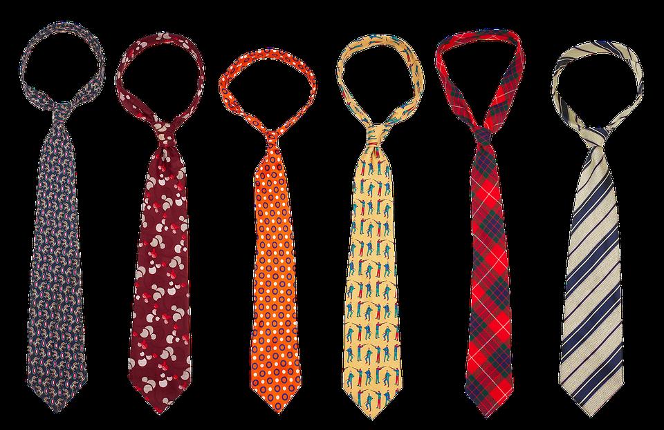 nudo corbata fina perfecto