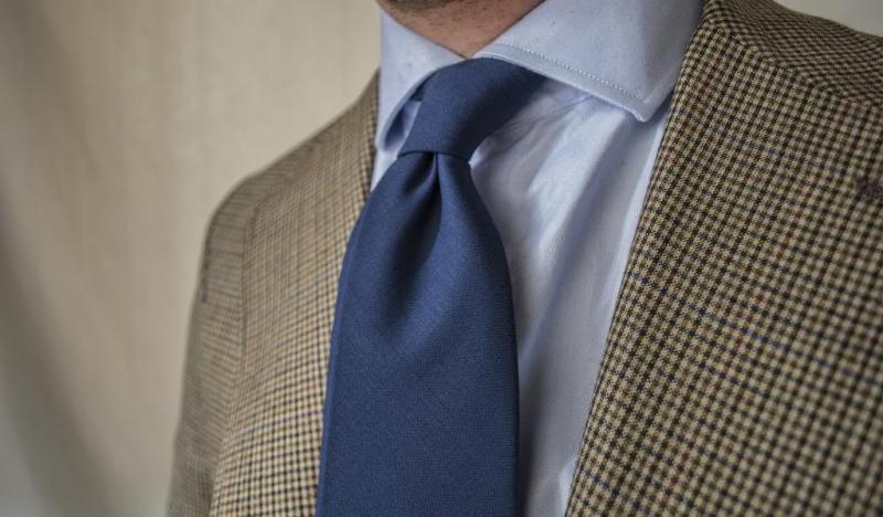 nudo corbata italiano paso a paso