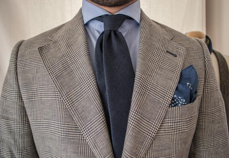 nudo de corbata italiano paso a paso