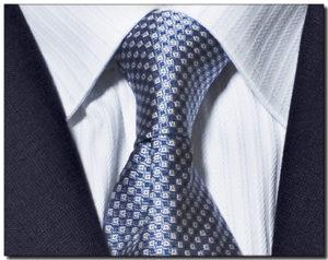 nudo de corbata doble como hacerlo