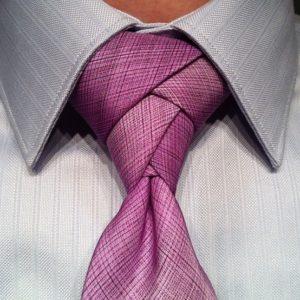 nudos de corbata modernos
