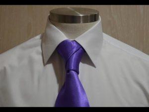 nudos de corbata italiano